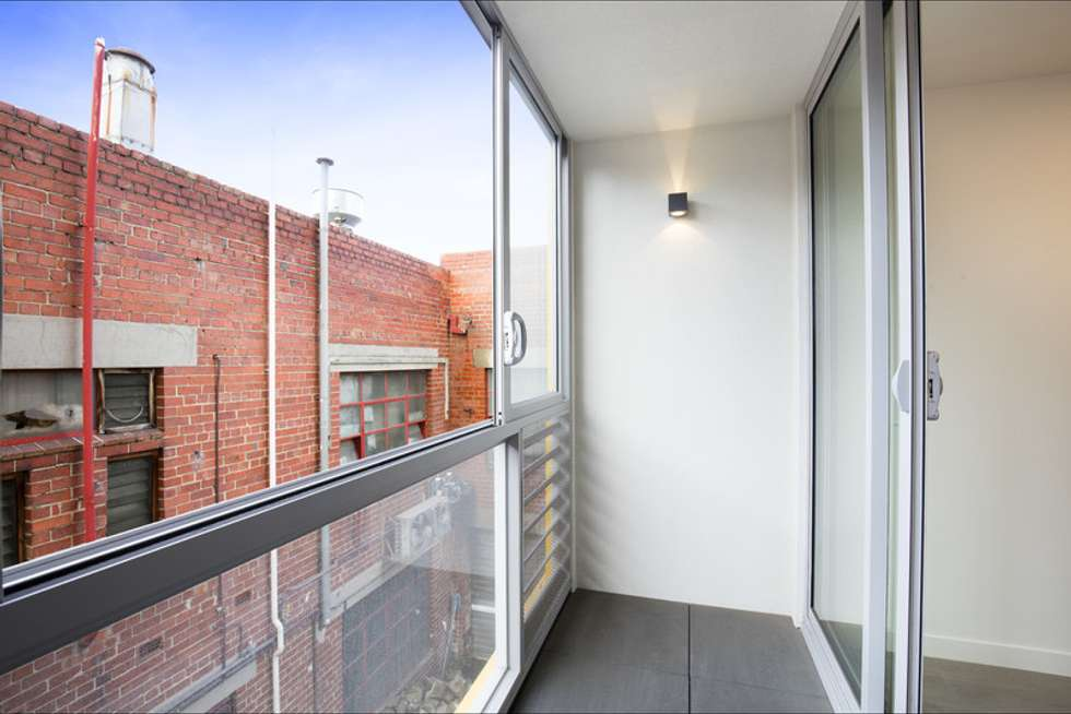 Fifth view of Homely apartment listing, 112/423-435 Spencer Street, West Melbourne VIC 3003