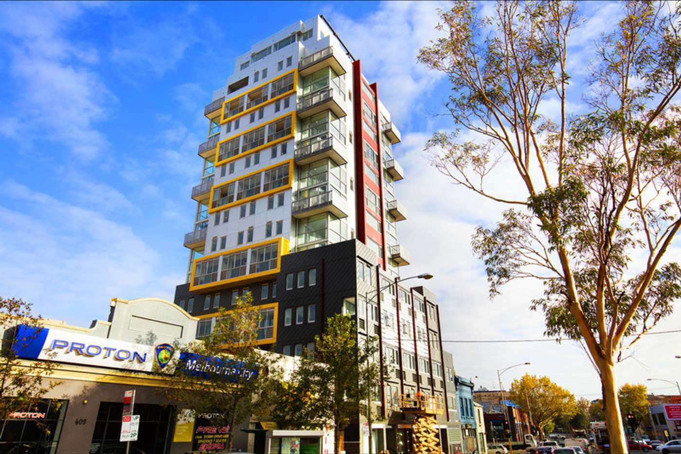 Seventh view of Homely apartment listing, 112/423-435 Spencer Street, West Melbourne VIC 3003
