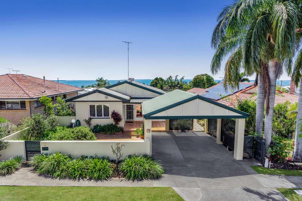 Second view of Homely house listing, 74 Melville Terrace, Wynnum QLD 4178
