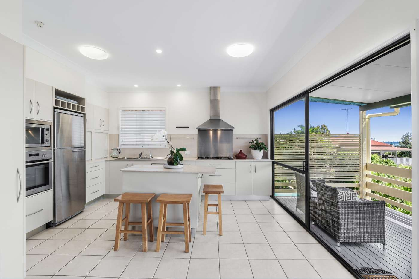 Fifth view of Homely house listing, 74 Melville Terrace, Wynnum QLD 4178