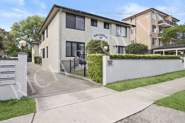 6/29 Fourth Avenue, Campsie NSW 2194