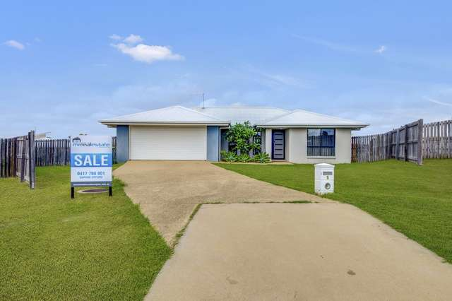 5 Ford Place, Gracemere QLD 4702