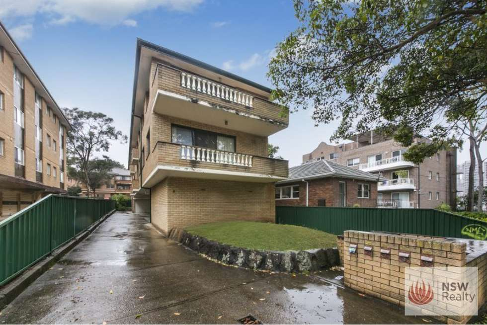 Fifth view of Homely apartment listing, 1/8 Queens Avenue, Parramatta NSW 2150