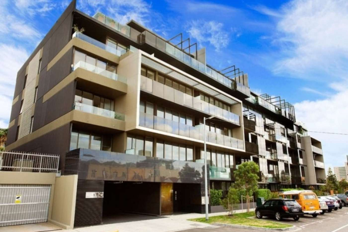 Main view of Homely apartment listing, 108/2 Rouse Street, Port Melbourne VIC 3207
