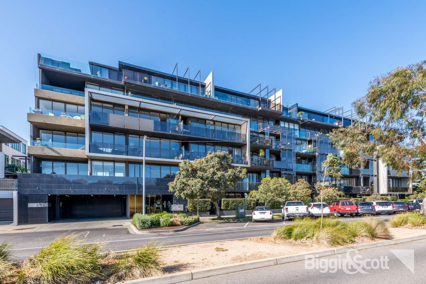 Main view of Homely apartment listing, 502/2 Rouse Street, Port Melbourne VIC 3207