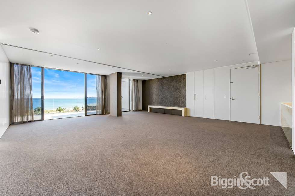 Second view of Homely apartment listing, 502/2 Rouse Street, Port Melbourne VIC 3207
