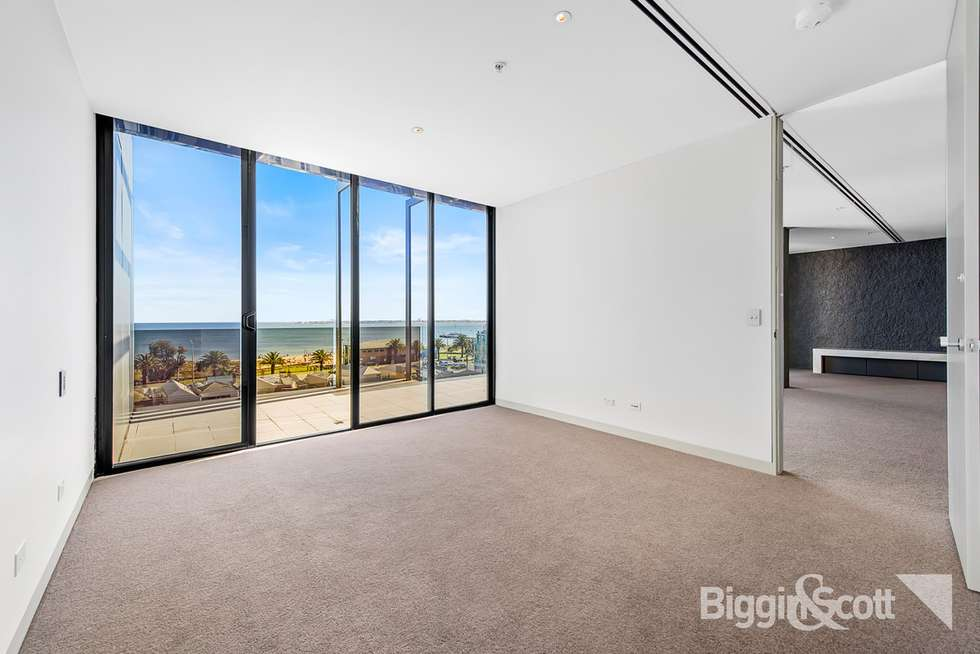 Third view of Homely apartment listing, 502/2 Rouse Street, Port Melbourne VIC 3207