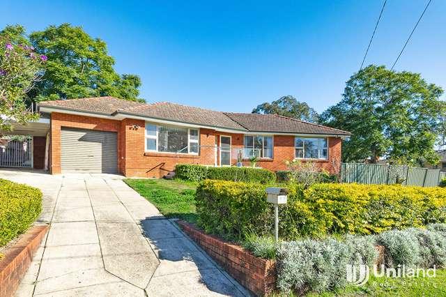 36 Coolibah Street, Castle Hill NSW 2154