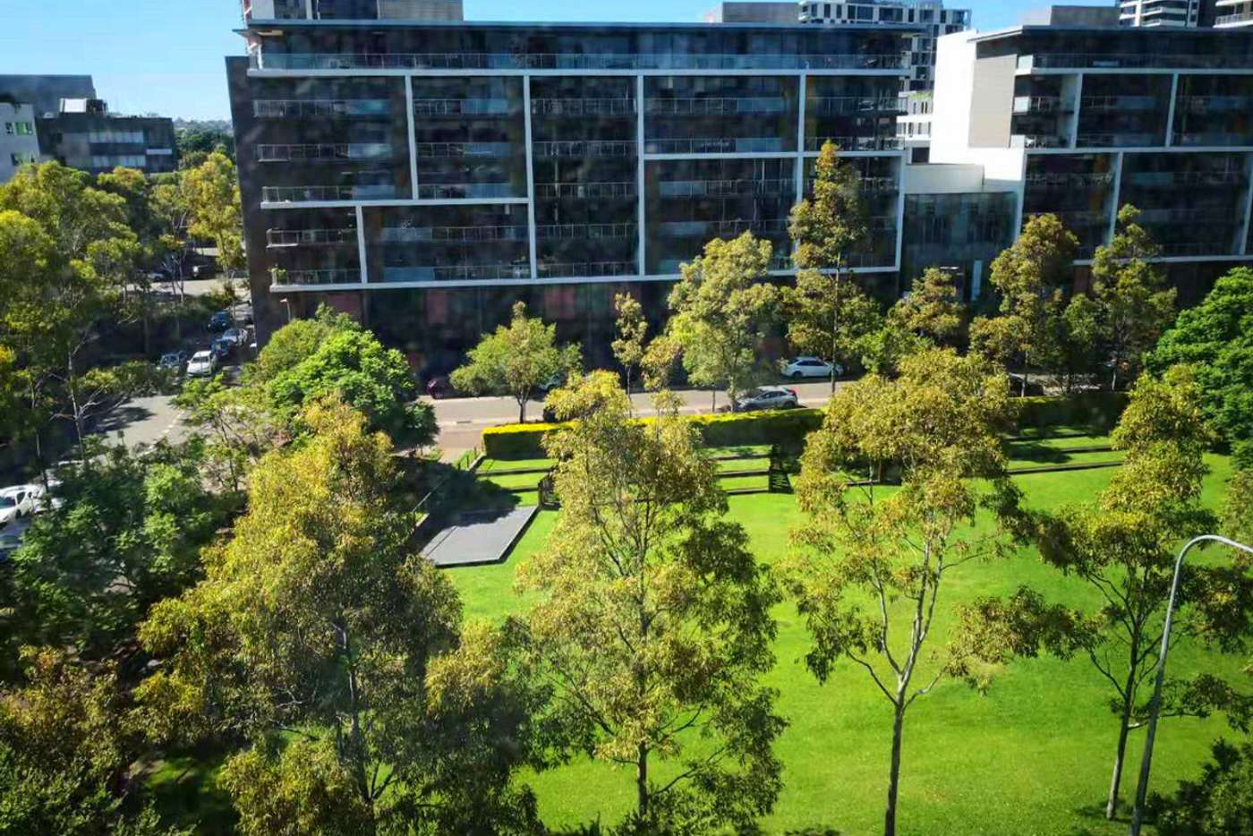 Main view of Homely apartment listing, 617/1 Hutchinson Walk, Zetland NSW 2017