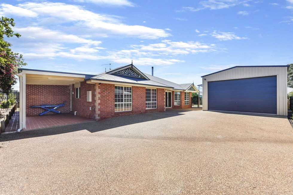 Second view of Homely house listing, 10 Manooka Crescent, Highfields QLD 4352