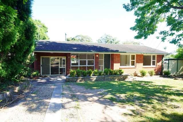 6 Kentwell Avenue, Castle Hill NSW 2154