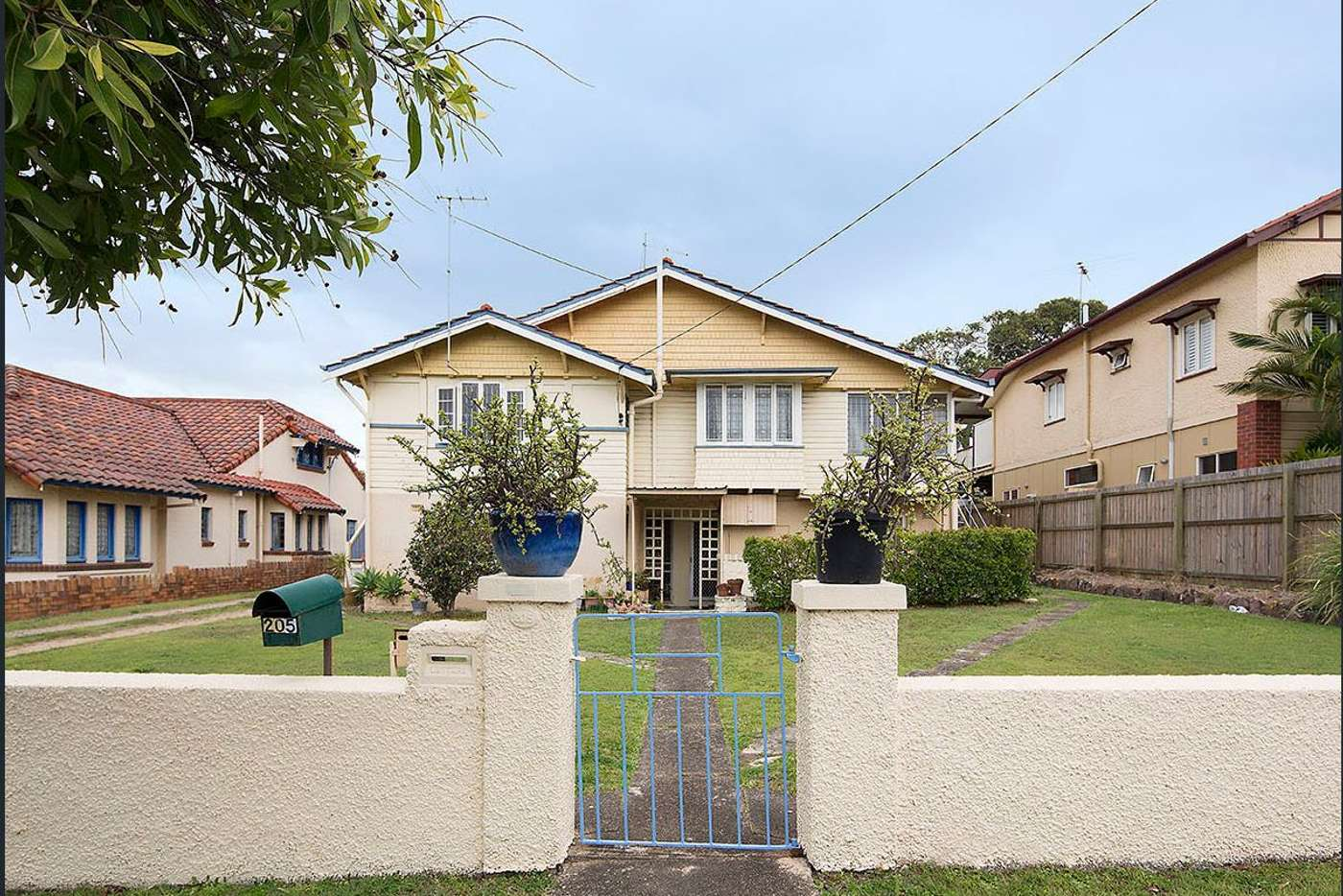 Main view of Homely apartment listing, 2/205 Moray Street, New Farm QLD 4005