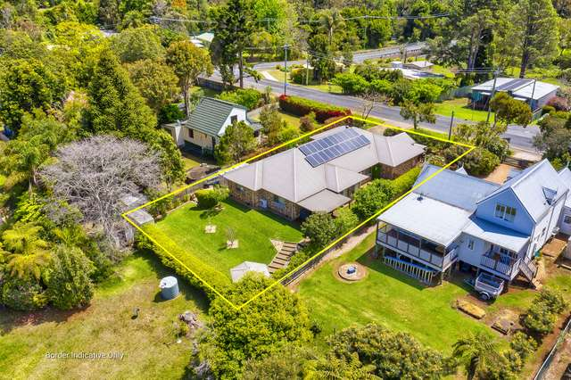 5 Forestry Road, Springbrook QLD 4213