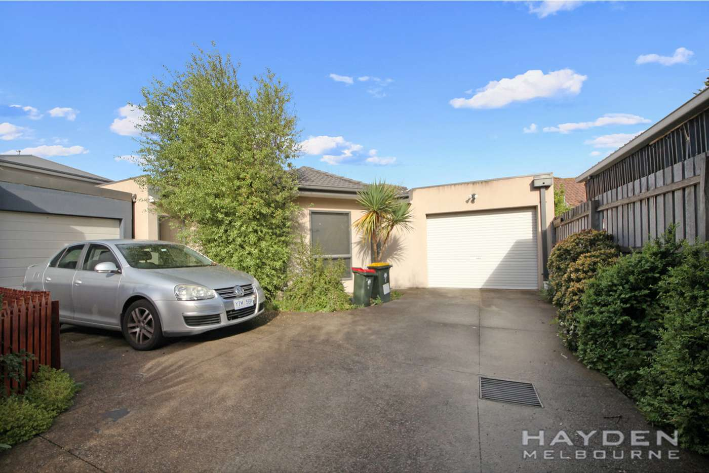 Main view of Homely unit listing, 2/1 Dickinson Street, Hadfield VIC 3046