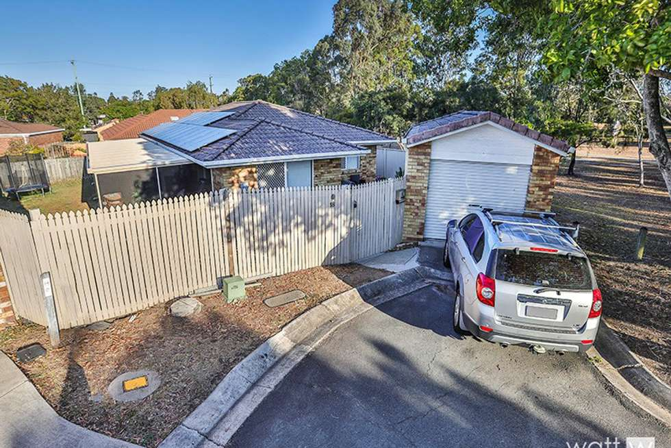 Second view of Homely house listing, 18 Brolga Place, Zillmere QLD 4034
