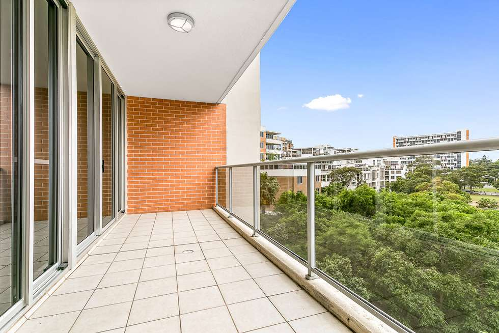 Fourth view of Homely apartment listing, 117/804 Bourke Street, Waterloo NSW 2017