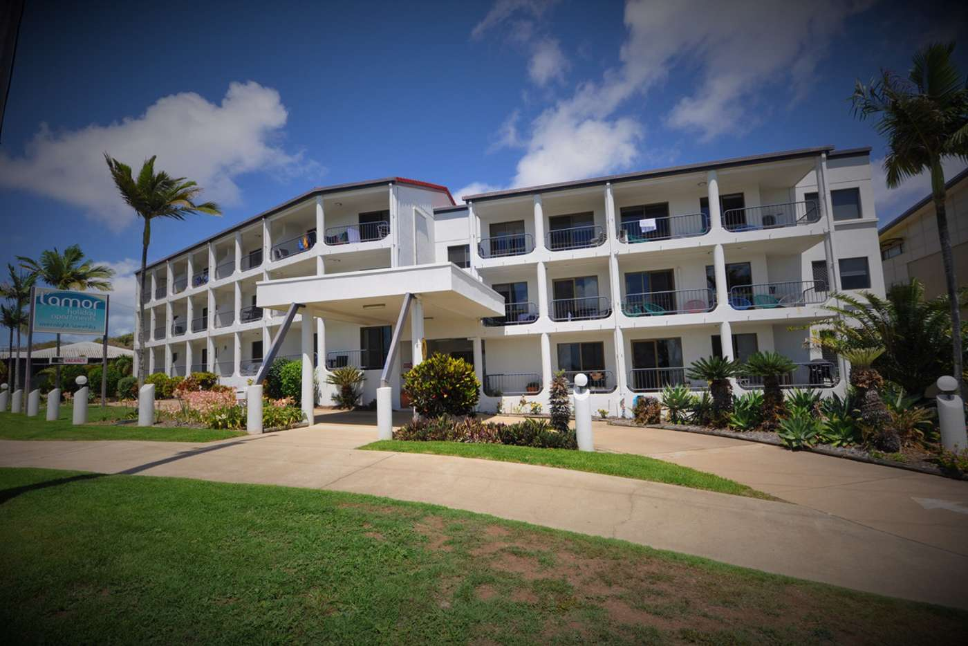Main view of Homely unit listing, 7/100 Scenic Highway, Lammermoor QLD 4703
