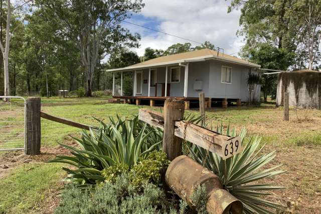 639 Lower Kangaroo Creek Road, Coutts Crossing NSW 2460