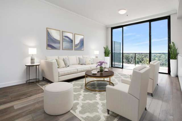 B602/8 Roland Street, Rouse Hill NSW 2155
