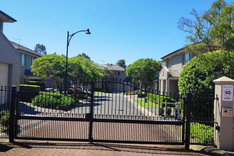 Second view of Homely townhouse listing, 2/11 Harrington Avenue, Castle Hill NSW 2154
