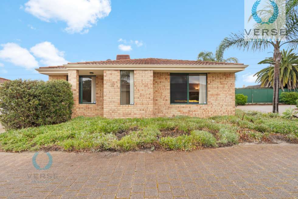 Second view of Homely villa listing, 16/285 Wharf Street, Queens Park WA 6107