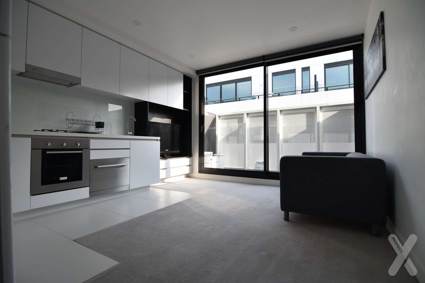 Main view of Homely apartment listing, 305/135 Roden Street, West Melbourne VIC 3003