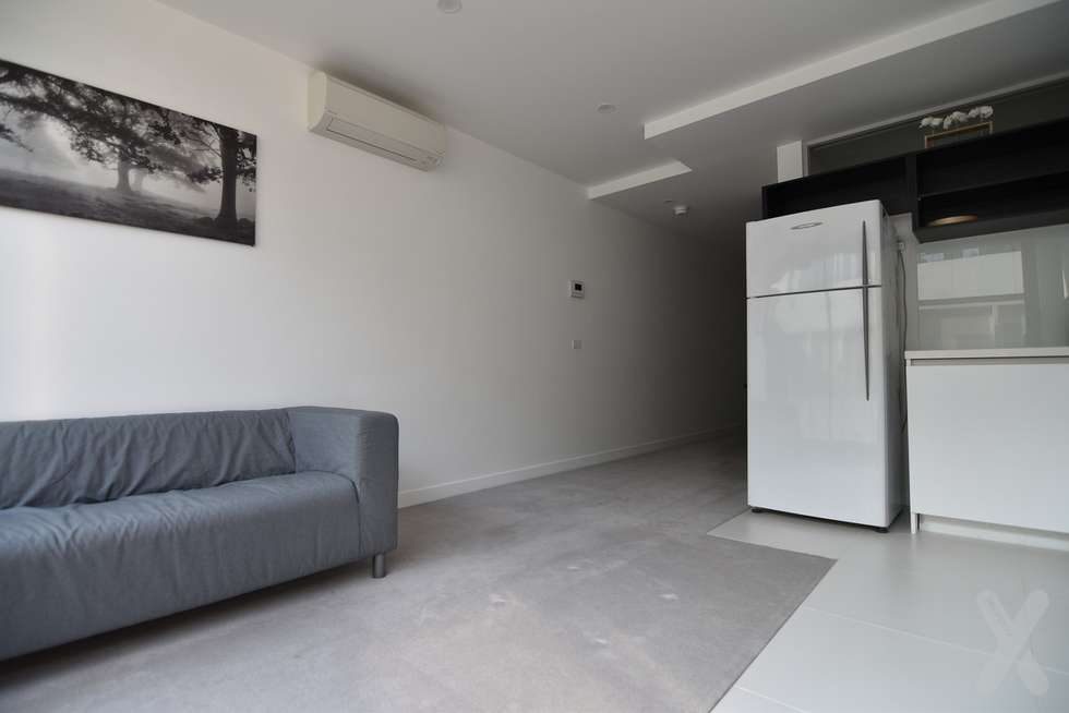 Third view of Homely apartment listing, 305/135 Roden Street, West Melbourne VIC 3003