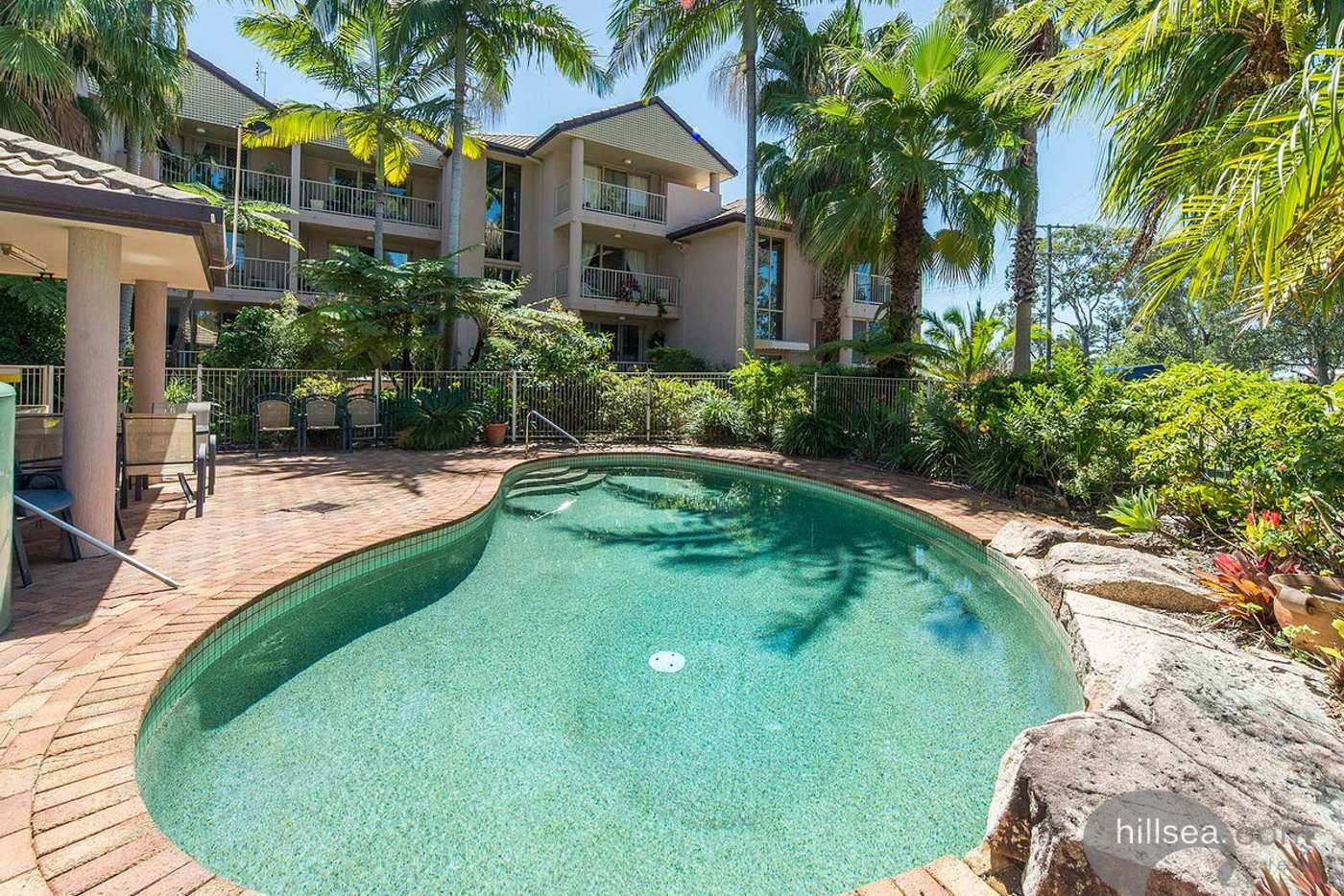 Main view of Homely unit listing, 14/48 The Esplanade, Paradise Point QLD 4216