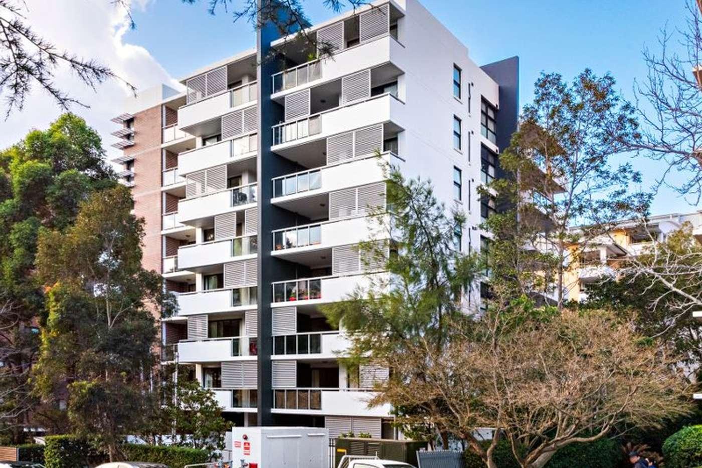 Main view of Homely apartment listing, 403/12-16 Romsey Street, Waitara NSW 2077