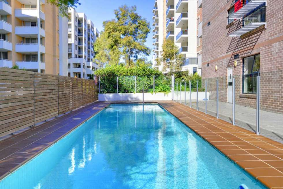 Second view of Homely apartment listing, 403/12-16 Romsey Street, Waitara NSW 2077