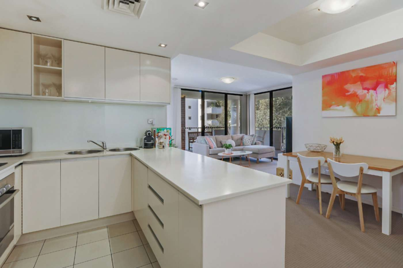 Fifth view of Homely apartment listing, 403/12-16 Romsey Street, Waitara NSW 2077