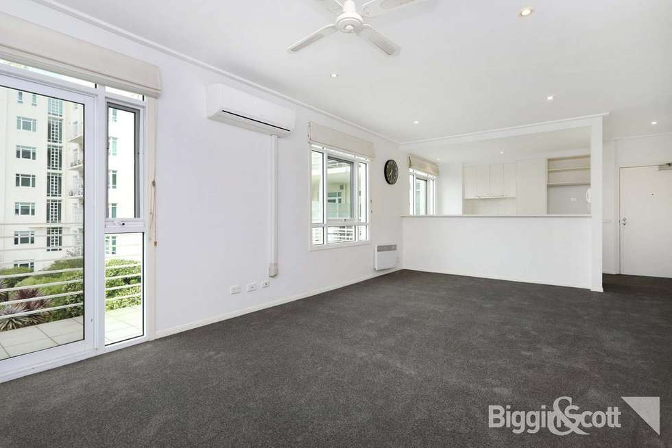 Second view of Homely apartment listing, 38/1 Graham Street, Port Melbourne VIC 3207