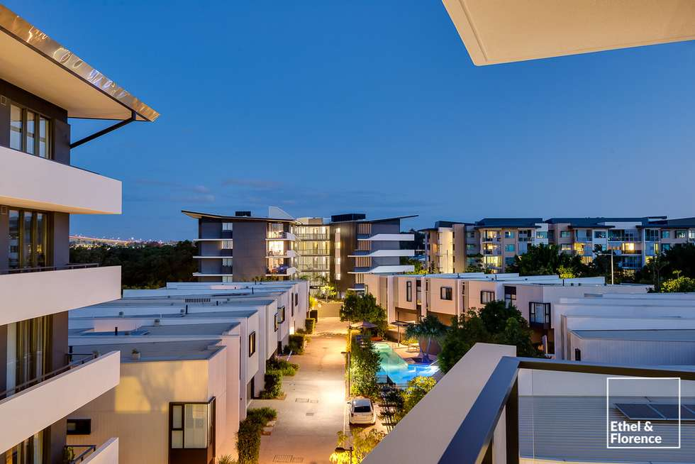 Third view of Homely apartment listing, 5401/331 MacArthur Avenue, Hamilton QLD 4007