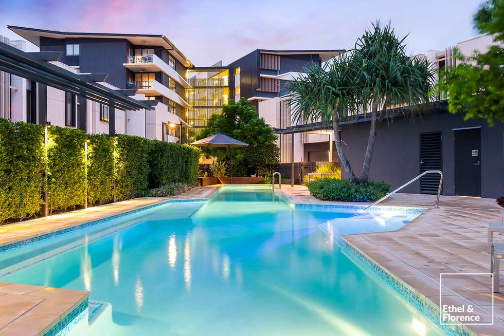 Fourth view of Homely apartment listing, 5401/331 MacArthur Avenue, Hamilton QLD 4007