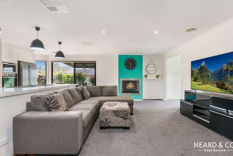 Fourth view of Homely house listing, 22 Clydebank Court, Strathfieldsaye VIC 3551