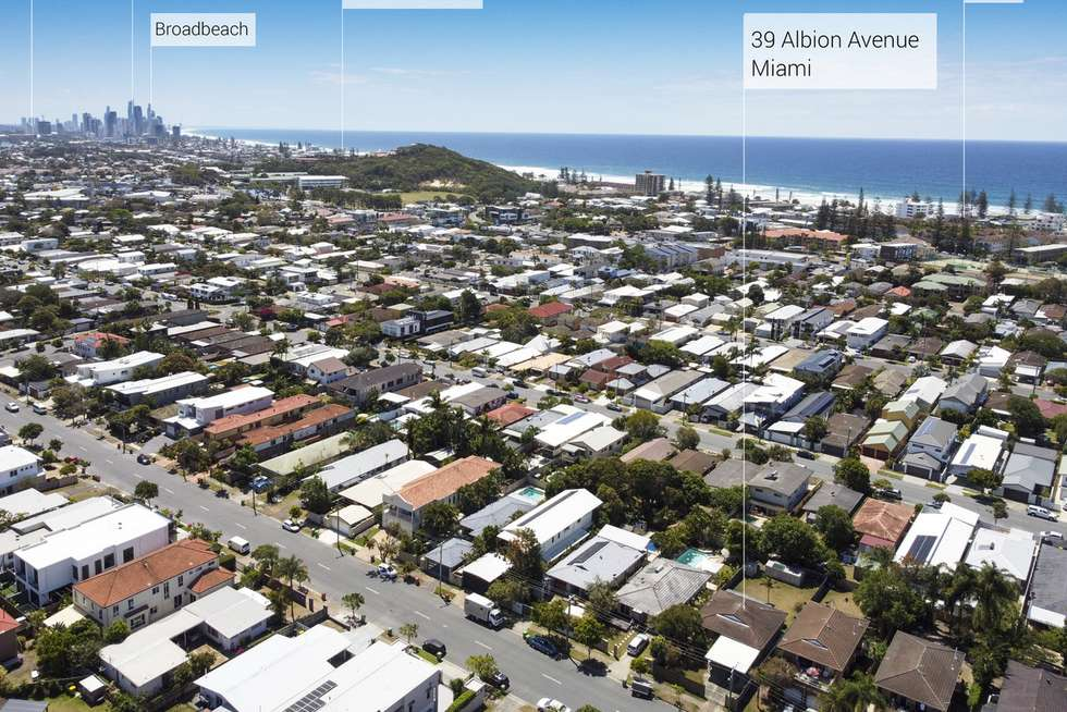 Third view of Homely house listing, 39 Albion Avenue, Miami QLD 4220