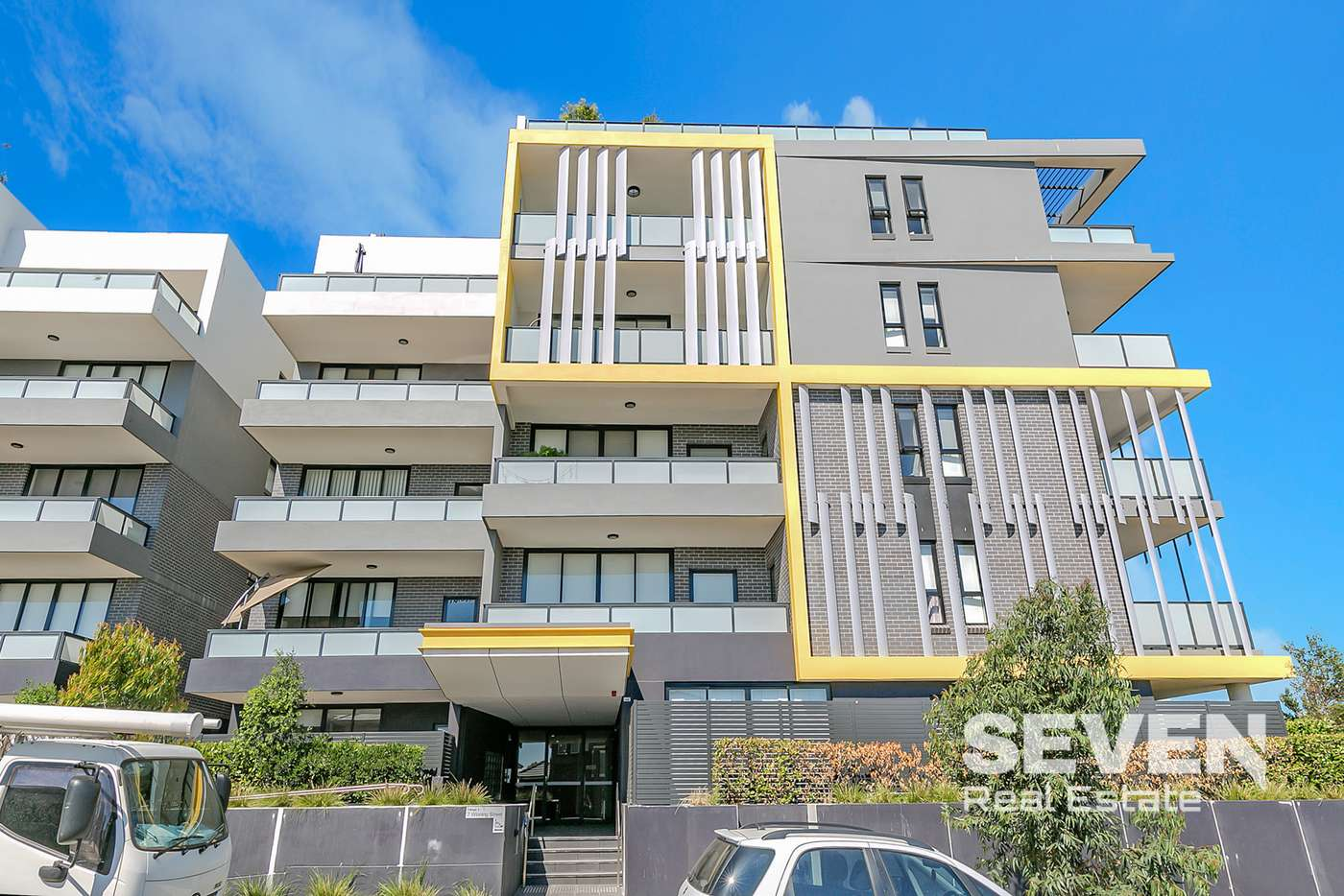 Main view of Homely apartment listing, 251/7 Winning Street, Kellyville NSW 2155