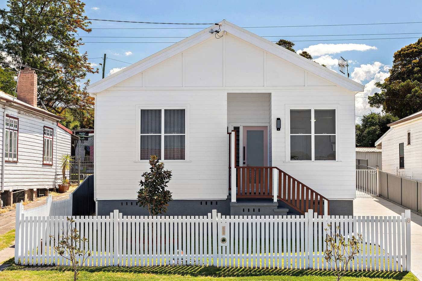 Main view of Homely house listing, 8 Bailey Street, Adamstown NSW 2289
