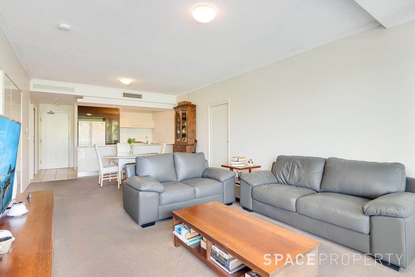 Fifth view of Homely apartment listing, 7088/7 Parkland Boulevard, Brisbane City QLD 4000