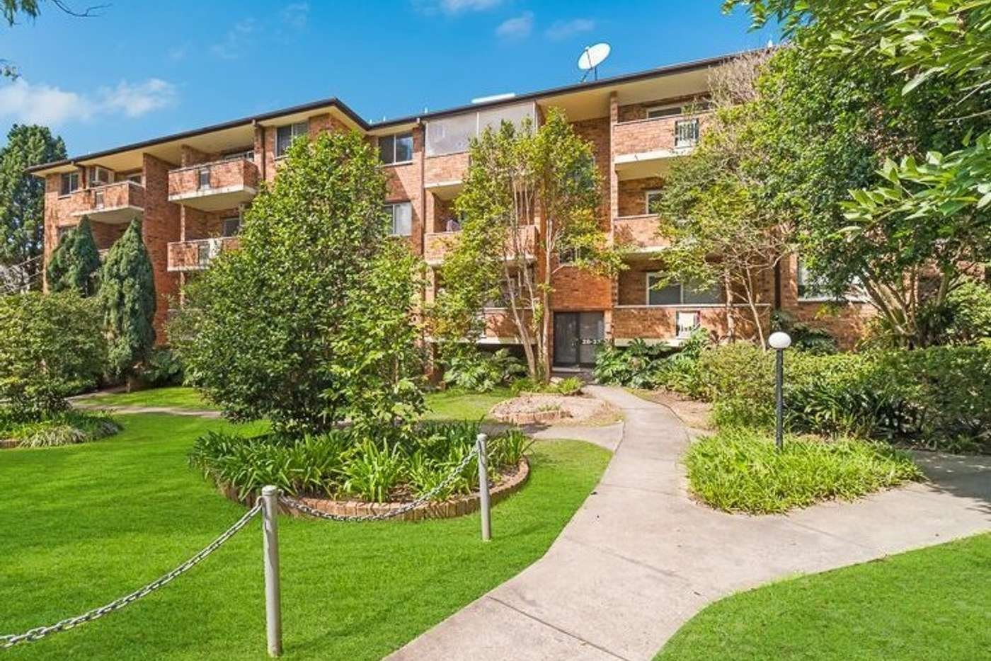 Main view of Homely unit listing, 6/34-38 Burdett Street, Hornsby NSW 2077