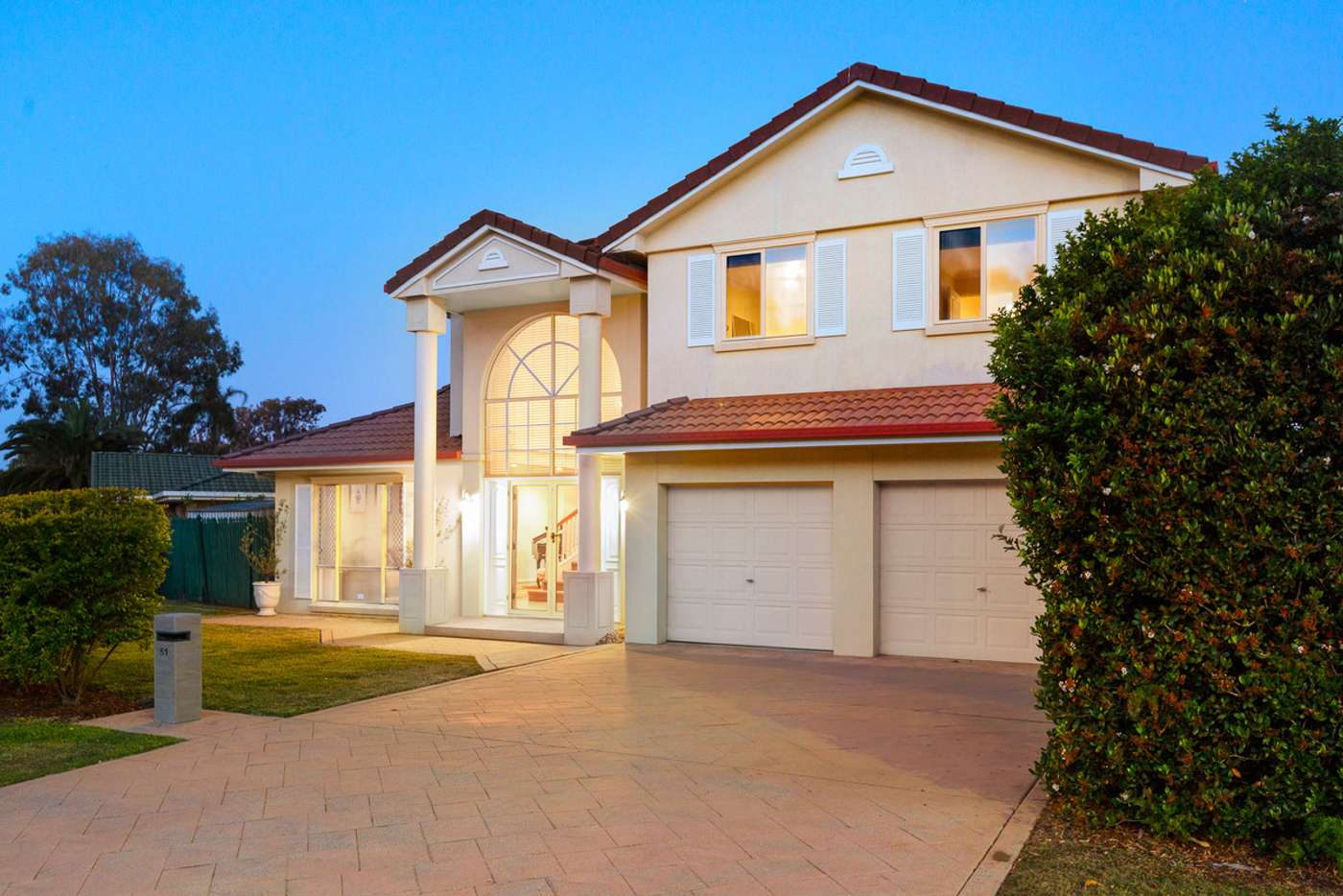 Main view of Homely house listing, 51 Hailey Drive, Birkdale QLD 4159