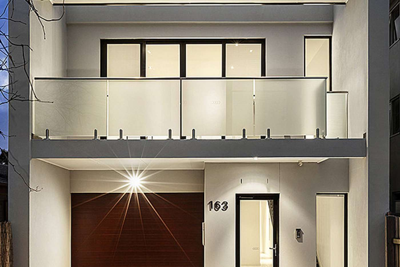 Main view of Homely townhouse listing, 163 Stokes Street, Port Melbourne VIC 3207