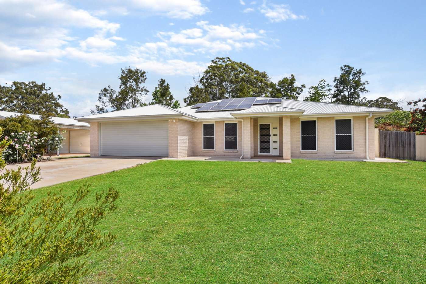 Main view of Homely house listing, 3 Casuarina Court, Highfields QLD 4352