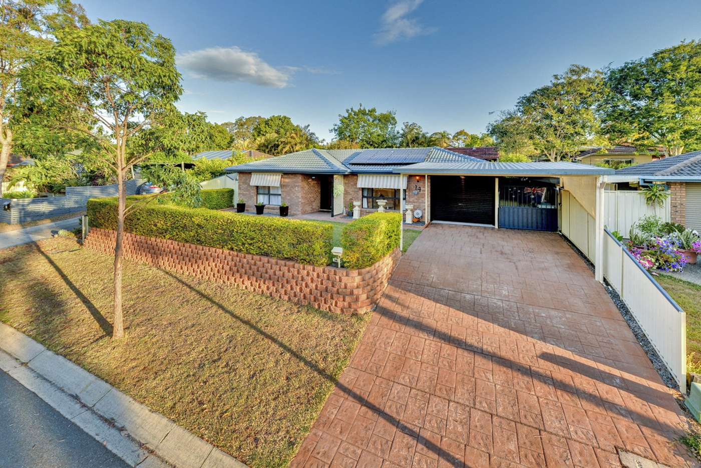 Main view of Homely house listing, 14 Loddon Street, Riverhills QLD 4074