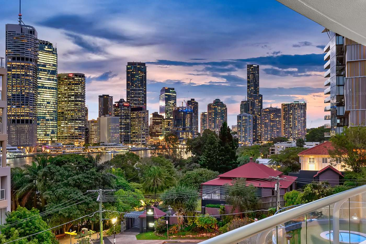 Main view of Homely apartment listing, 321 Main Street, Kangaroo Point QLD 4169