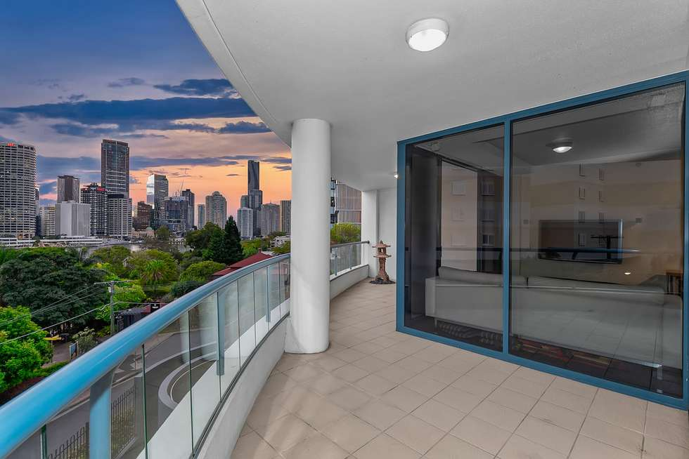 Second view of Homely apartment listing, 321 Main Street, Kangaroo Point QLD 4169