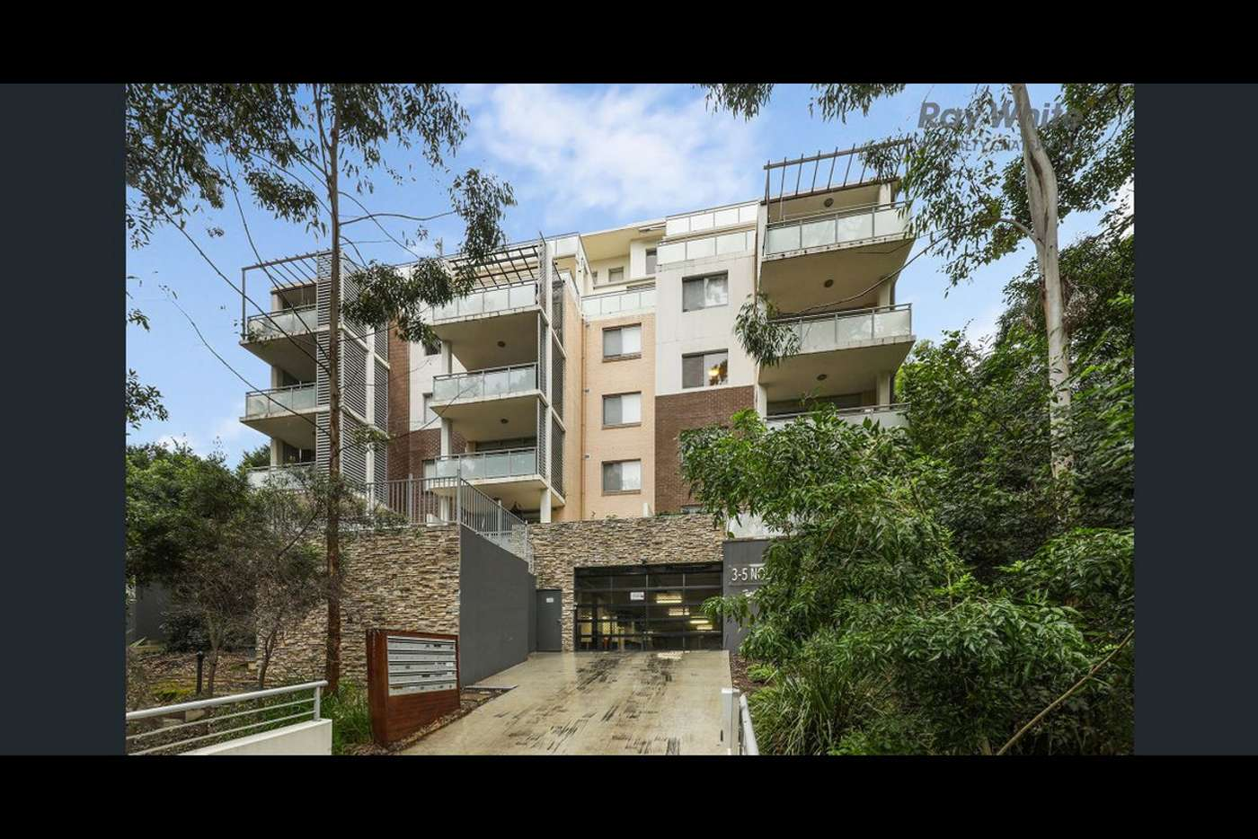 Sixth view of Homely apartment listing, 17/3-5 Nola Road, Roseville NSW 2069