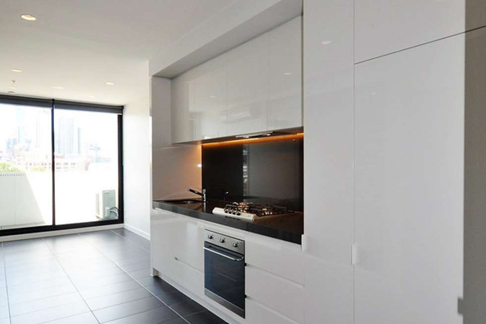 Second view of Homely apartment listing, 308/145 Roden Street, West Melbourne VIC 3003