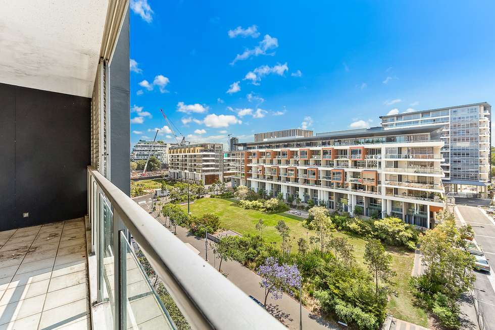 Fifth view of Homely apartment listing, 409/11A Lachlan Street, Waterloo NSW 2017