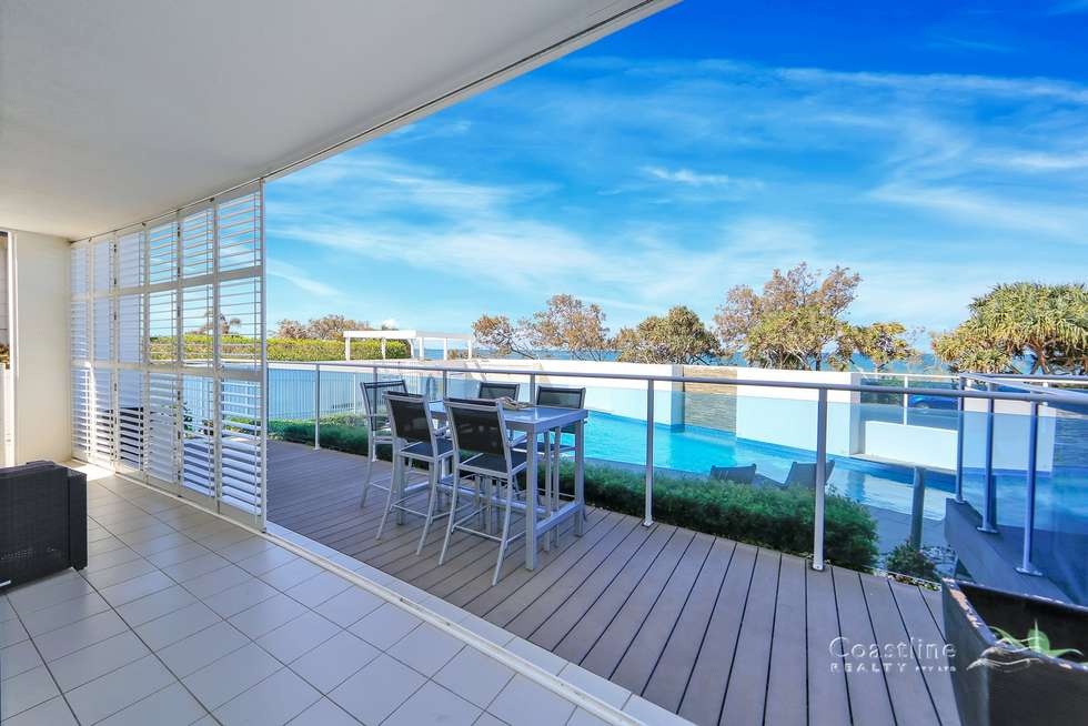 Second view of Homely unit listing, 1/15 Esplanade, Bargara QLD 4670